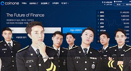 South Korea probes Coinone crypto exchange's margin trades