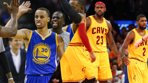 Limited contenders favor fourth straight Cavs-Warriors finals