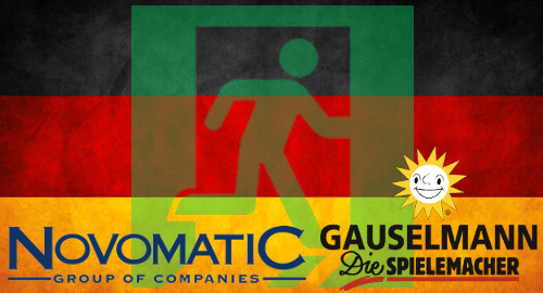 Novomatic follows Gauselmann's online casino exit from Germany