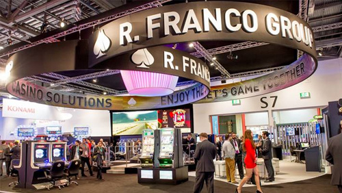 R. Franco Group to showcase global solutions at ICE 2018