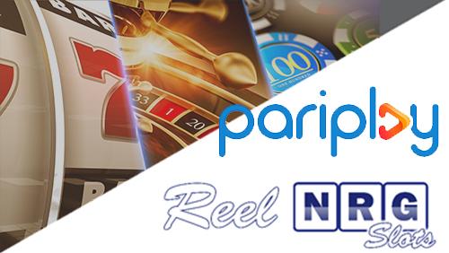 ReelNRG pairs with Pariplay