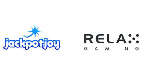Relax Gaming agrees content partnership with Jackpotjoy plc