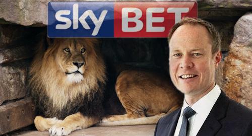 Sky Bet CEO sticks his head into parliamentary lion's den