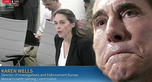 """Steve Wynn's $7.5m sexual harassment settlement """"issue #1"""" for Massachusetts regulators"""