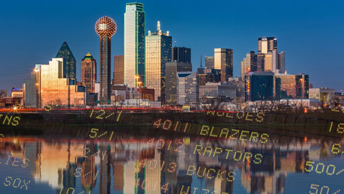 Texas to sit out US sports betting legalization frenzy