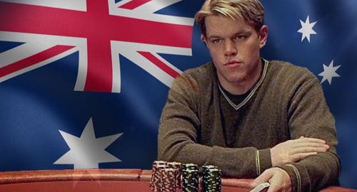 Australian poker players drawn to luck-based gambling products