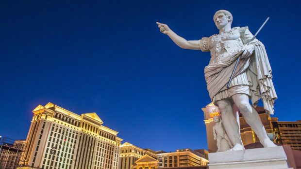 Why the best hope for Caesars is to lay low