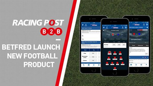Betfred and Racing Post join forces to offer key football content on latest Betfred app