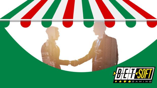Betsoft announced a deal with Snaitech for Italian market