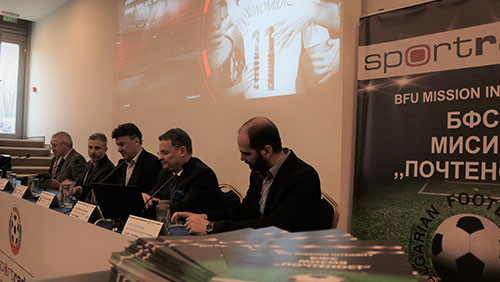 Bulgarian Football Union launches comprehensive integrity tour with Sportradar