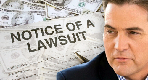 Dr. Craig Wright sued for $10.2b by brother of early Bitcoin partner