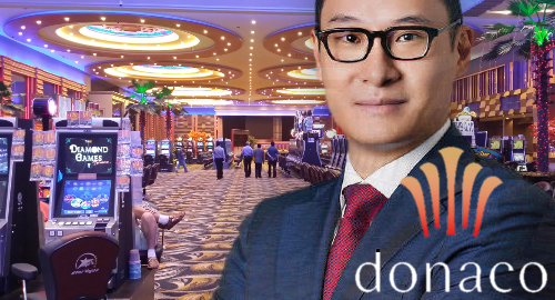 Donaco CEO offers to take pay cut after VIP gambling plunge