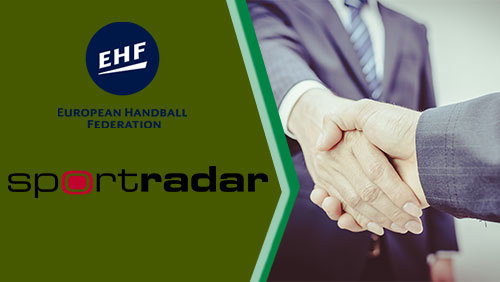 European Handball Federation adds integrity services to Sportradar partnership