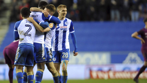 FA Cup 5th Rnd Round Up – Wigan do it again; the quadruple is over for City