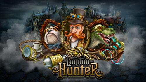 Habanero unleashes new London Hunter slot