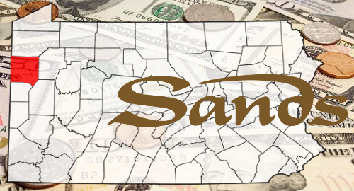 Sands wins Pennsylvania's fourth satellite casino license auction