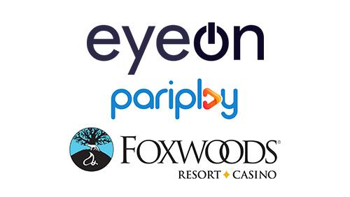 Pariplay & Foxwoods Resort Casino enter landmark Interactive Gaming Technology partnership