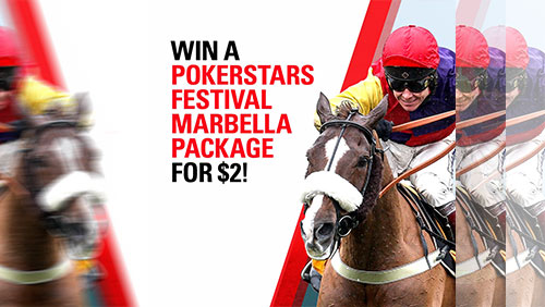 Pokerstars and Betstars combine to give action and excitement with The Big Race