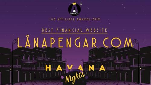 Raketech wins best financial website at iGB Affiliate Awards