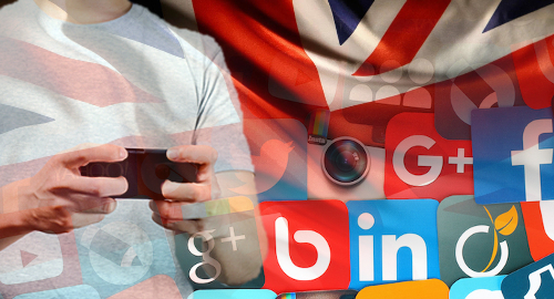 UK gamblers turn on mobiles, tune out social media marketing