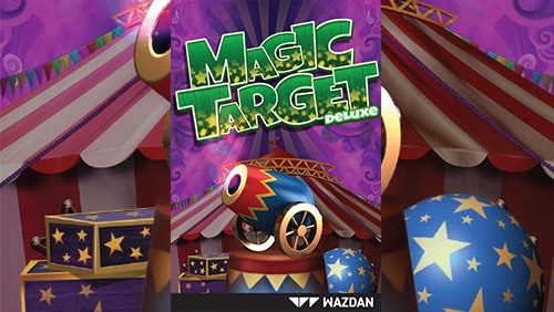 Wazdan launch Magic Target Deluxe and Fruit Mania Deluxe in the run-up to ICE