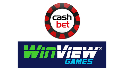 WinView goes live with CashBet platform
