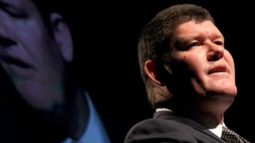 James Packer quits Crown Resorts—again