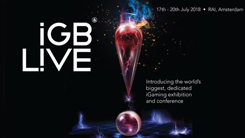 Registration for iGB Live! 2018 officially opens