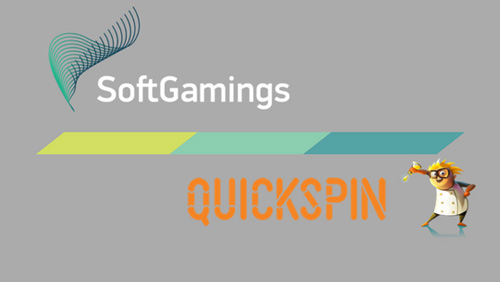 SoftGamings now offers Quickspin products via single integration