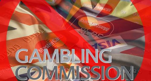 UK Gambling Commission mulls online gambling credit ban