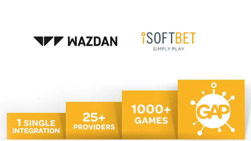 Wazdan reach a new range of customers with iSoftBet's Game Aggregation Platform