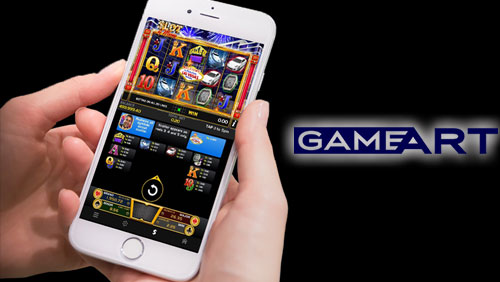 Betaland goes live with GameArt slots content