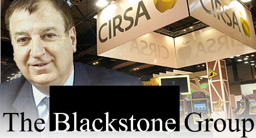 Spanish gaming giant Cirsa sold to Blackstone Group