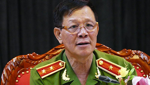 Busted police chief issues mea culpa in Vietnam illegal gambling case