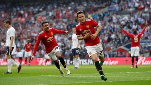FA Cup review: Man Utd beat Spurs; Chelsea ease past Southampton