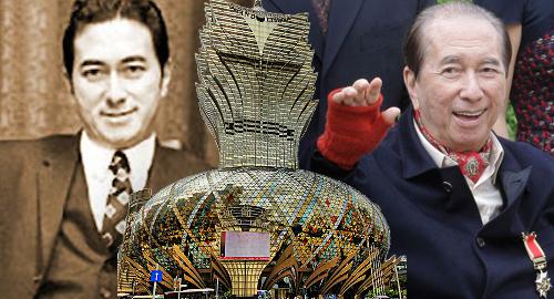 Macau gaming icon Stanley Ho stepping down as SJM chairman