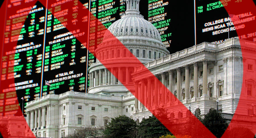Poll: Americans want states, not feds, to control sports betting