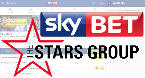 The Stars Group pays $4.7b  for Sky Betting & Gaming