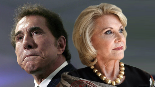 Steve Wynn, ex-wife end to 6-year casino share dispute