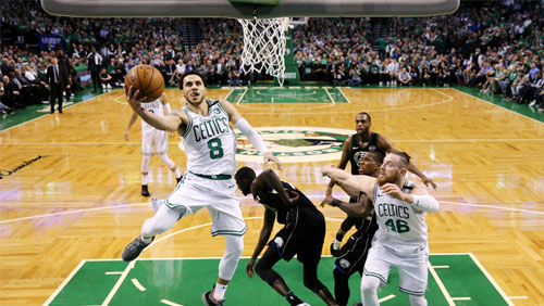 Thursday NBA Playoff games odds and betting trends