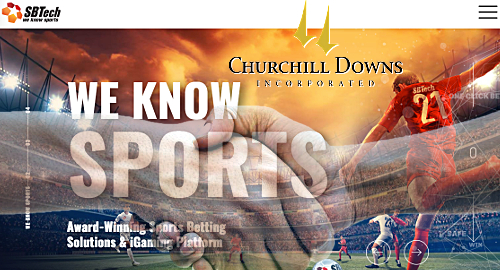 Churchill Downs, SBTech ink US iGaming, sports betting pact