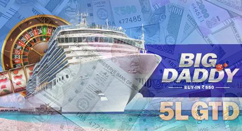 Goa casinos pay new fees; Spartan Poker loves Big Daddy