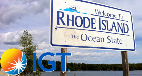 IGT sole bidder for Rhode Island sports betting contract