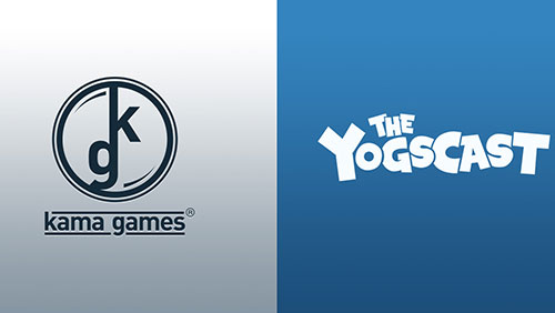 "KamaGames announces partnership with ""The Yogscast"""