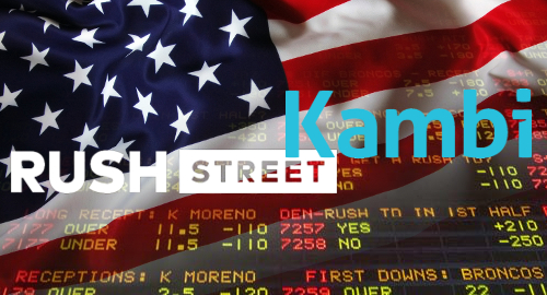 Kambi inks US sports betting deal with Rush Street Interactive