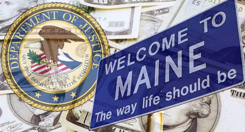 Maine's biggest ever illegal bookmaker cops a plea