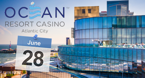 Ocean Resort Casino to open the same day as Hard Rock AC