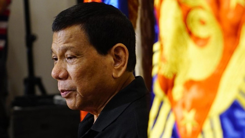 Philippine prez sacks gov't lawyer over casino permit
