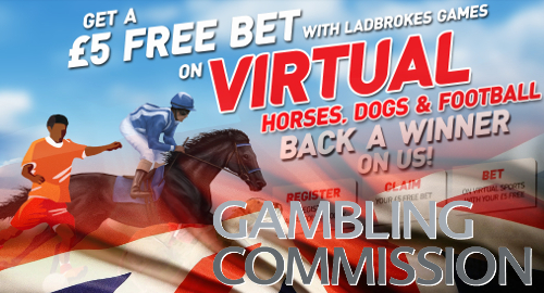 Virtual betting the surprise star in UK Gambling Commission stats