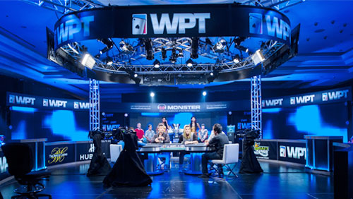 WPT announce the final 'table' solution and announce 2018 gigs